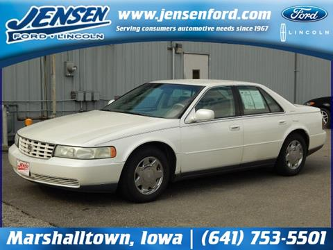 2000 Cadillac Seville for sale in Marshalltown, IA