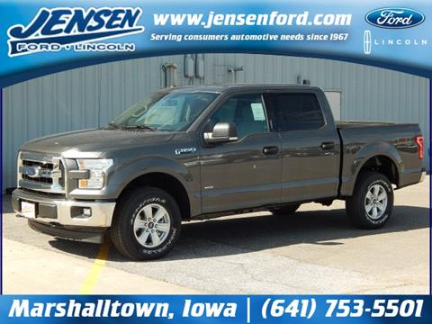 2017 Ford F-150 for sale in Marshalltown, IA