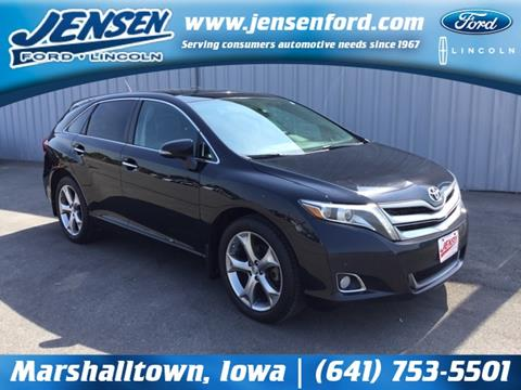 2014 Toyota Venza for sale in Marshalltown, IA