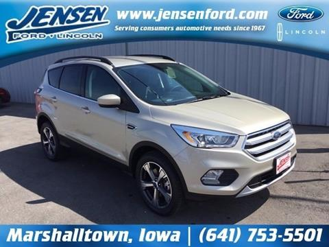2017 Ford Escape for sale in Marshalltown, IA