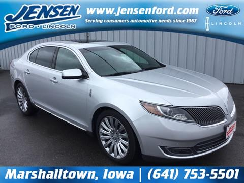 2013 Lincoln MKS for sale in Marshalltown, IA