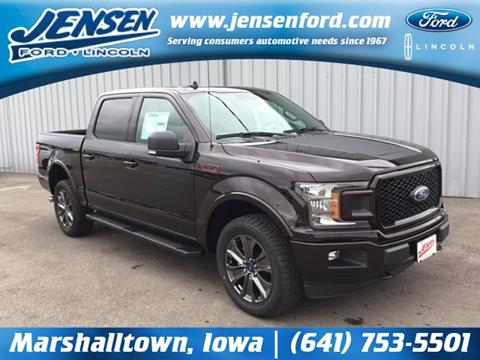 2018 Ford F-150 for sale in Marshalltown, IA