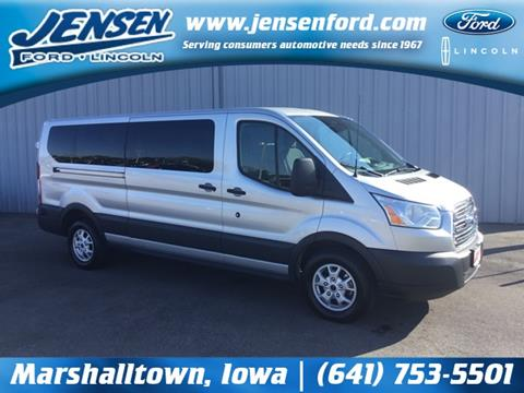 2015 Ford Transit Wagon for sale in Marshalltown, IA