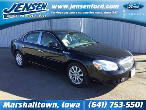 2009 Buick Lucerne for sale in Marshalltown, IA
