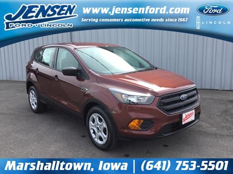 2018 Ford Escape for sale in Marshalltown, IA