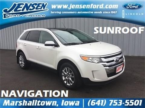 2013 Ford Edge for sale in Marshalltown, IA