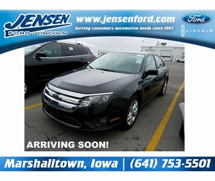 2012 Ford Fusion for sale in Marshalltown, IA