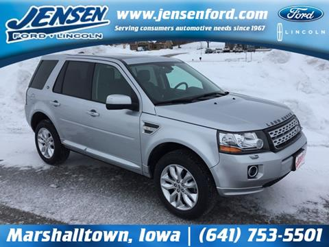 2014 Land Rover LR2 for sale in Marshalltown, IA
