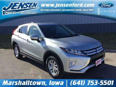 2019 Mitsubishi Eclipse Cross for sale at JENSEN FORD LINCOLN MERCURY in Marshalltown IA
