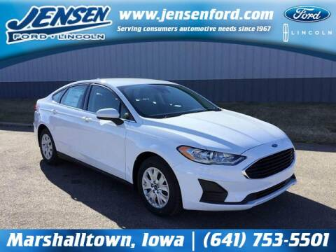 2020 Ford Fusion for sale at JENSEN FORD LINCOLN MERCURY in Marshalltown IA