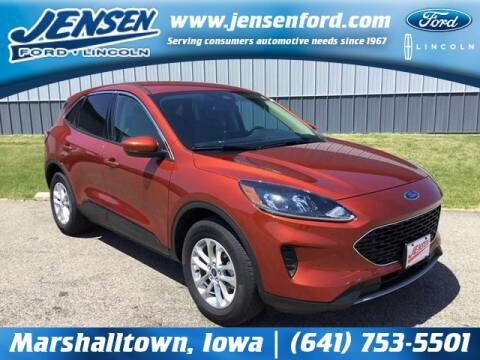 2020 Ford Escape for sale at JENSEN FORD LINCOLN MERCURY in Marshalltown IA