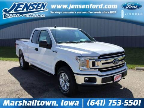 2020 Ford F-150 for sale at JENSEN FORD LINCOLN MERCURY in Marshalltown IA