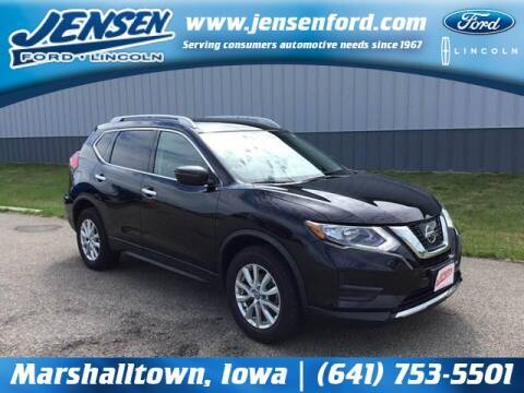 2017 Nissan Rogue for sale at JENSEN FORD LINCOLN MERCURY in Marshalltown IA