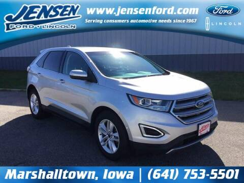 2017 Ford Edge for sale at JENSEN FORD LINCOLN MERCURY in Marshalltown IA