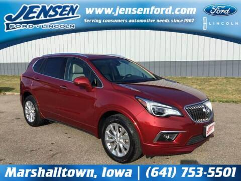 2017 Buick Envision for sale at JENSEN FORD LINCOLN MERCURY in Marshalltown IA