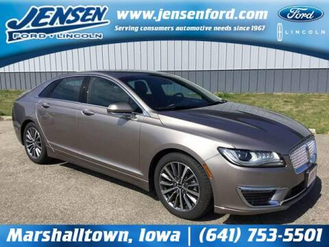 2019 Lincoln MKZ for sale at JENSEN FORD LINCOLN MERCURY in Marshalltown IA