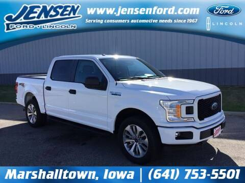 2018 Ford F-150 for sale at JENSEN FORD LINCOLN MERCURY in Marshalltown IA