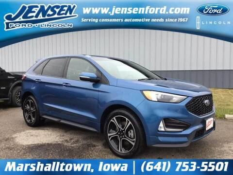 2019 Ford Edge for sale at JENSEN FORD LINCOLN MERCURY in Marshalltown IA