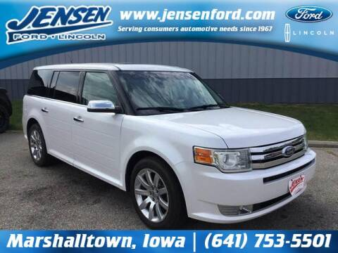 2010 Ford Flex for sale at JENSEN FORD LINCOLN MERCURY in Marshalltown IA
