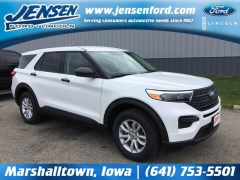 2020 Ford Explorer for sale at JENSEN FORD LINCOLN MERCURY in Marshalltown IA