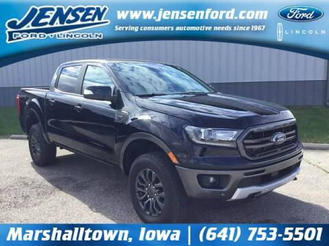 2019 Ford Ranger for sale at JENSEN FORD LINCOLN MERCURY in Marshalltown IA