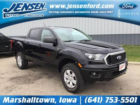 2020 Ford Ranger for sale at JENSEN FORD LINCOLN MERCURY in Marshalltown IA