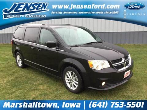 2019 Dodge Grand Caravan for sale at JENSEN FORD LINCOLN MERCURY in Marshalltown IA
