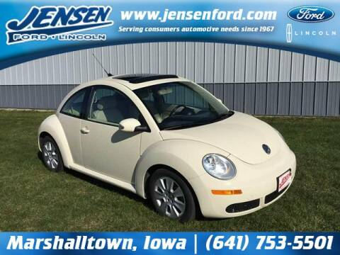 2009 Volkswagen New Beetle for sale at JENSEN FORD LINCOLN MERCURY in Marshalltown IA
