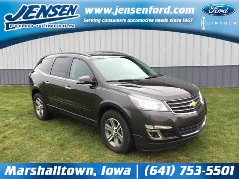 2017 Chevrolet Traverse for sale at JENSEN FORD LINCOLN MERCURY in Marshalltown IA