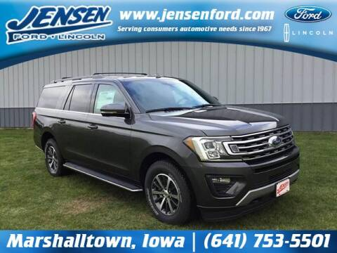 2020 Ford Expedition MAX for sale at JENSEN FORD LINCOLN MERCURY in Marshalltown IA