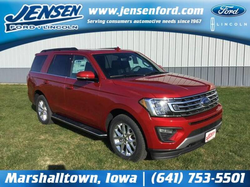 2020 Ford Expedition for sale at JENSEN FORD LINCOLN MERCURY in Marshalltown IA