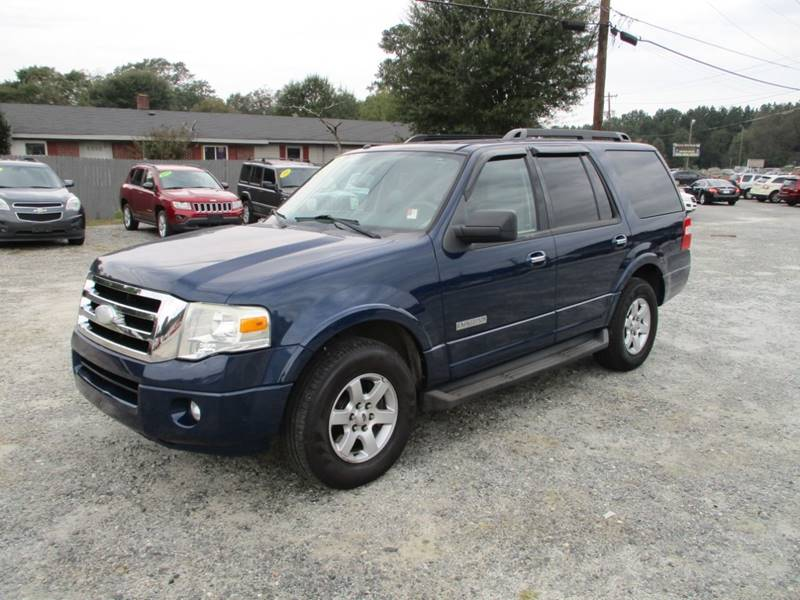 Ford Expedition For Sale At Bargain Auto Sales Inc In Spartanburg Sc