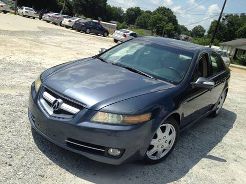 2007 Acura TL for sale in Spartanburg, SC