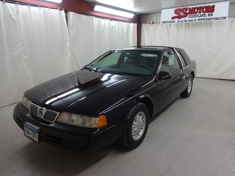30+ 1994 Mercury Cougar Xr7 Special Edition