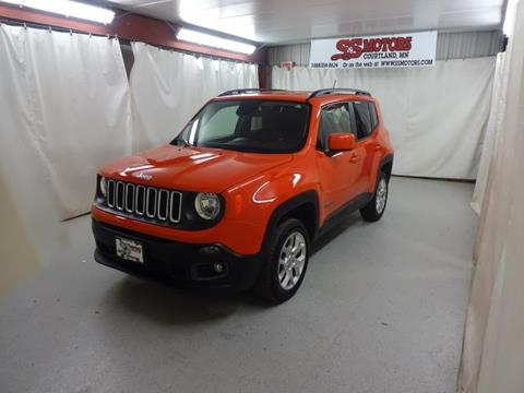 2016 Jeep Renegade for sale in Courtland, MN