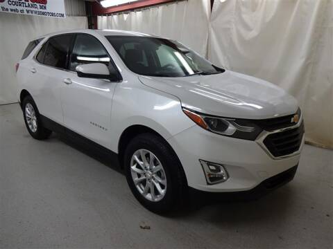 2019 Chevrolet Equinox LT for sale at S & S Motors in Courtland MN