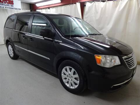 2014 Chrysler Town and Country Touring for sale at S & S Motors in Courtland MN