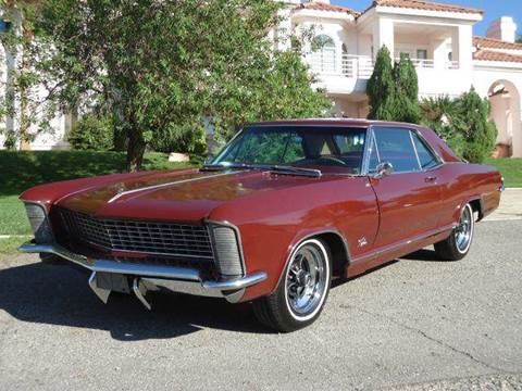1965 Buick Riviera for sale at GEM Motorcars in Henderson NV