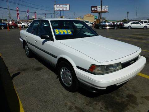 1991 Toyota Camry for sale at GEM Motorcars in Henderson NV
