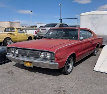 1966 Dodge Charger for sale at GEM Motorcars in Henderson NV
