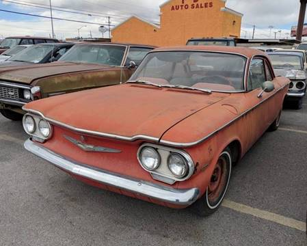 1960 Chevrolet Corvair for sale in Las Vegas, NV