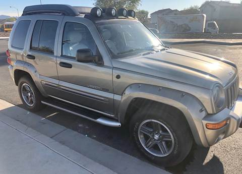 2003 Jeep Liberty for sale in Las Vegas, NV