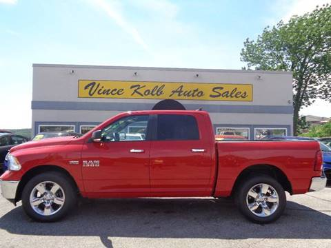 2015 RAM Ram Pickup 1500 for sale in Lake Ozark, MO