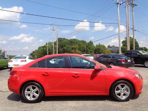 2014 Chevrolet Cruze for sale in Lake Ozark, MO