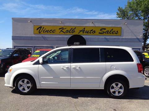 2012 Dodge Grand Caravan for sale in Lake Ozark, MO