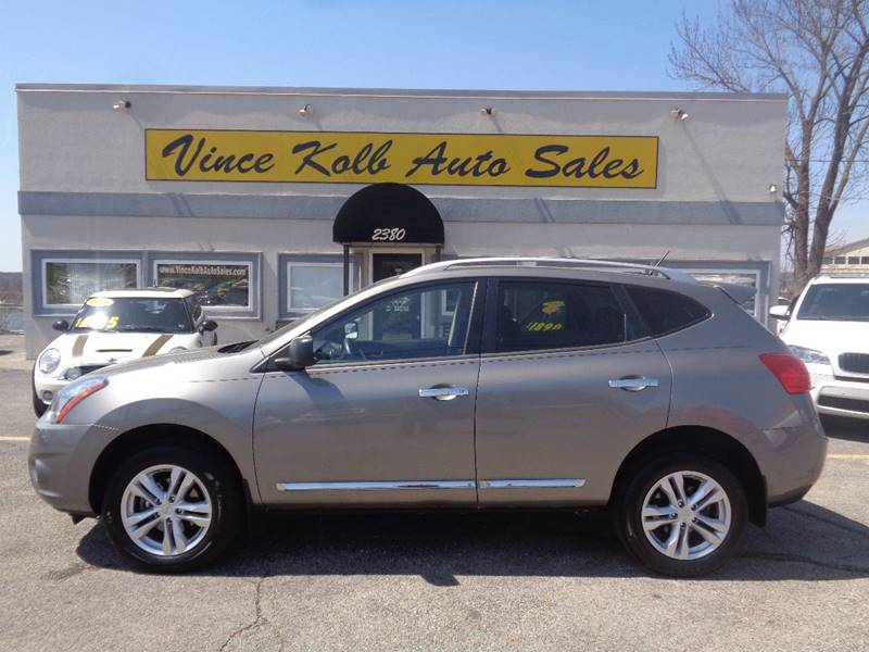 select pre owned north sport rogue nissan inventory awd utility in s