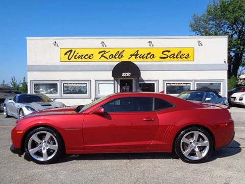 2015 Chevrolet Camaro for sale in Lake Ozark, MO