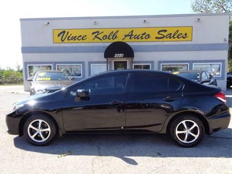 2015 Honda Civic for sale in Lake Ozark, MO