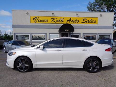 2017 Ford Fusion for sale in Lake Ozark, MO