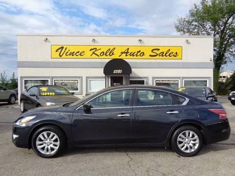 2015 Nissan Altima for sale in Lake Ozark, MO